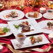 聖なる夜を彩るクリスマスディナー