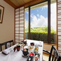 日本料理 しのぶの里/九階個室 夕食イメージ