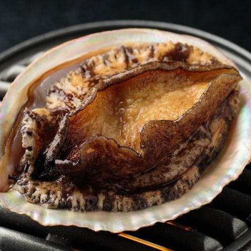 【別注料理】弾力ある肉厚の身に染みこむ磯の香りを持つあわびは絶品です!踊り焼きやお造りで♪