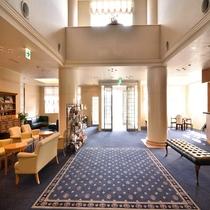 ホテル館内風景