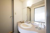 洋室フォースルーム【3名様以上向け】客室洗面台(一例)