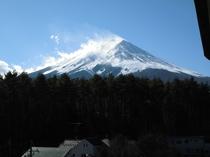 本日の富士山2017.11.24
