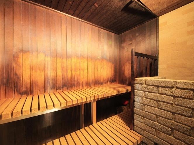 サウナ 男性大浴場