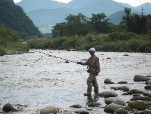 【当館人気】釣りを楽しむ宿