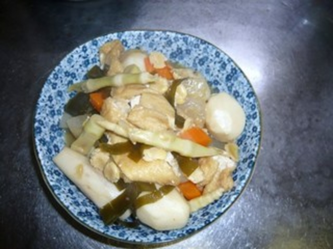 サトイモ煮