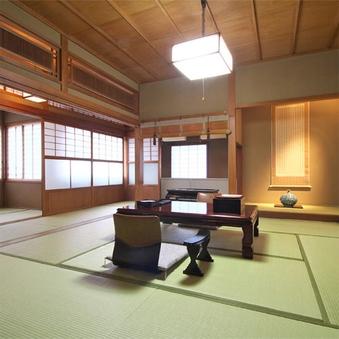 【特別室】玉仙の間(古の居室を移築)食事会場おまかせ