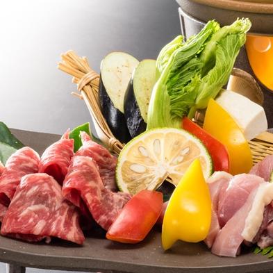 【カップル◎シニア◎】掘りごたつ式の個室食事処「仙楽」でいただく!海鮮&厳選国産牛焼きプラン♪