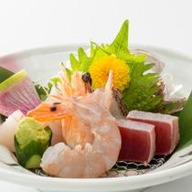 旬魚のお刺身4種盛り合わせ