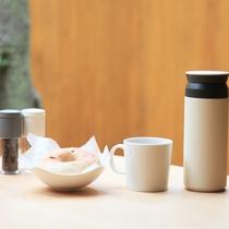 テラス111、112専用 ベーグルとコーヒー