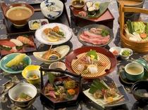宮崎三昧会席『華の膳』のお料理例