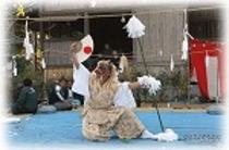 2017年3月17日(金)に奉納、宮崎市村角高屋神社神楽!