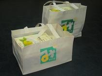 東国原前宮崎知事の置き土産『み』バッグは2種類あり。