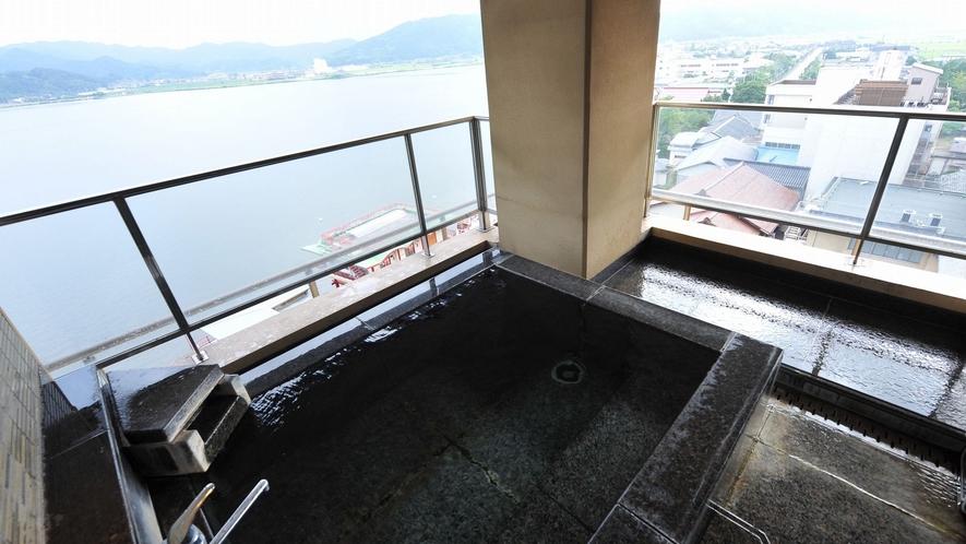 露天風呂付き客室特別室