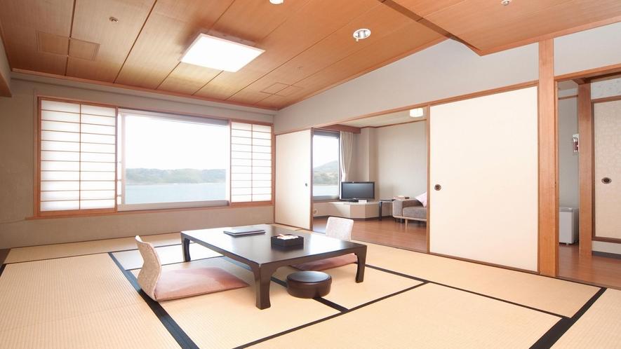 対水閣:一般客室 和室