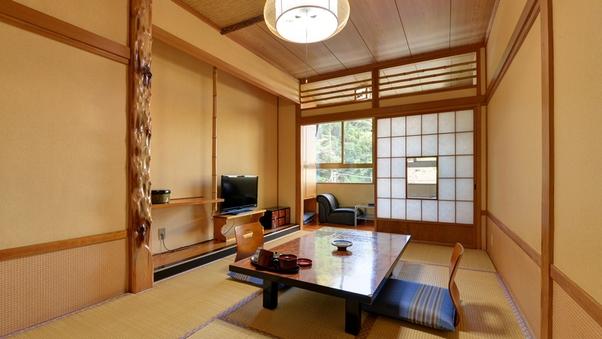 本館◆和室8〜10畳(トイレ付)