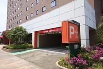 駐車場入口1
