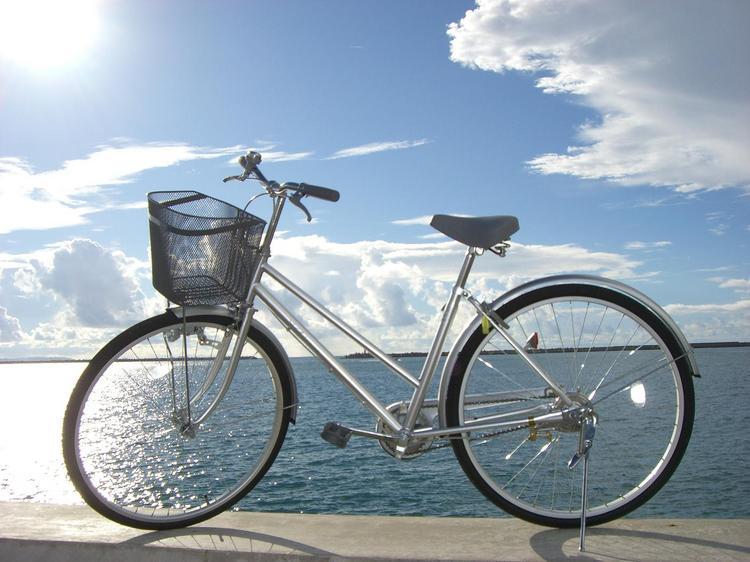 レンタル自転車あります