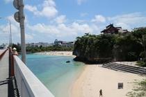 ホテル近く波之上橋からの景色4