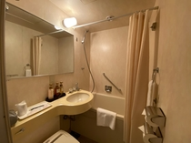 洋室バスルーム