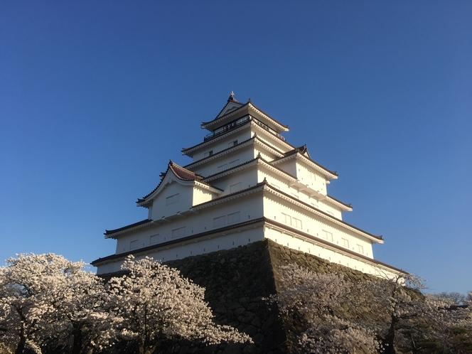 鶴ヶ城(会津若松市)