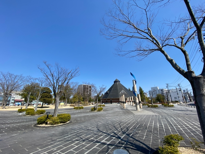 21世紀記念公園 麓山の杜(はやまのもり)