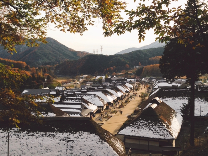 大内宿(下郷町)