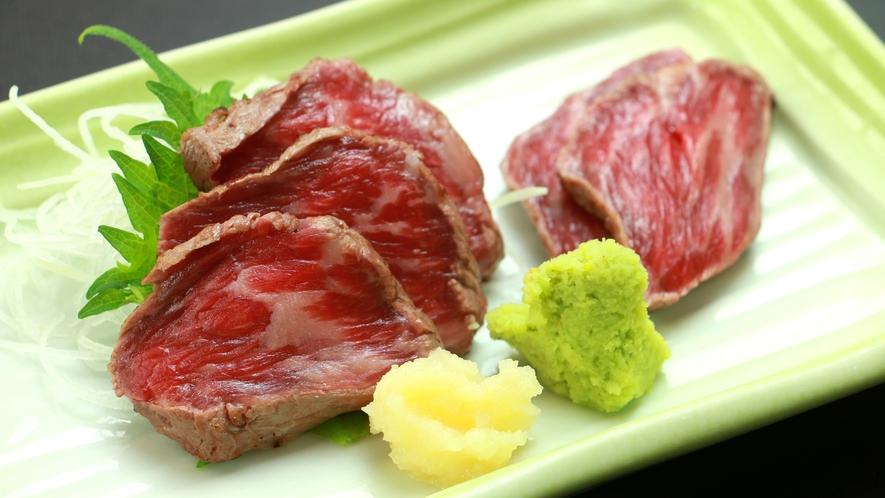 柔らかでまろやかな甘みのある風味豊かな味わいは、まさに絶品の霜降高原牛