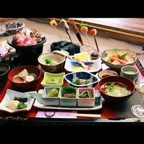 ◆◆山菜プラン◆◆旬の山菜と囲炉裏料理