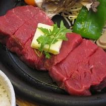【お食事例】ステーキ200g