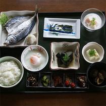【ご朝食例】