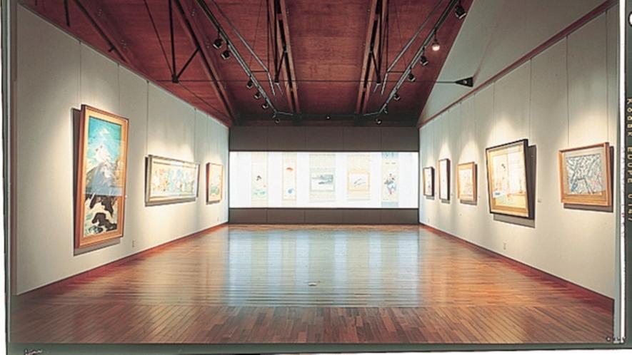 *ウッドワン美術館
