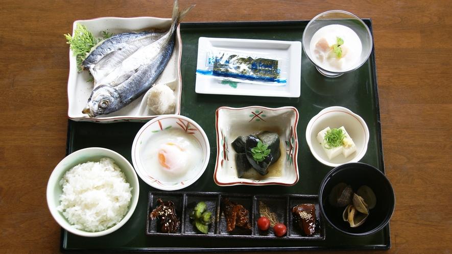 *【ご朝食例】