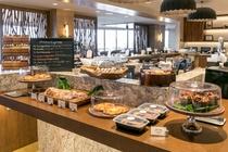 ワンハンドレッド セイルズ レストラン&バー プリンスエキスプレス(朝食)一例