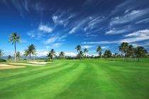 ハワイ プリンス ゴルフ クラブ コース 一例