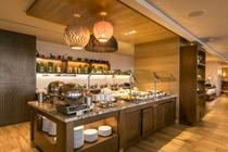 ワンハンドレッド セイルズ レストラン&バー ビュッフェ