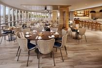 ワンハンドレッド セイルズ レストラン&バー 座席 一例