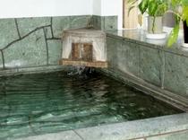 温泉のお風呂
