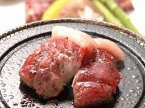 2008夏:国産牛のステーキ(r)