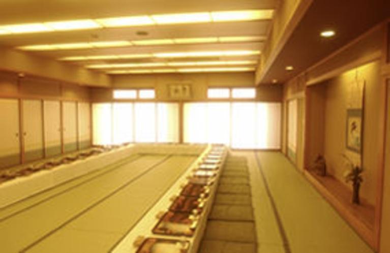 【施設】中広間:夢殿の間