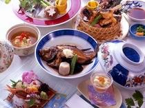 2008夏:デラックス(炭火・オコゼ・煮魚)