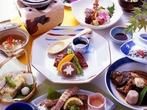 2008夏:ファーストA(国産牛・煮魚)