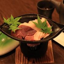 ◆猪肉の陶板焼き◆