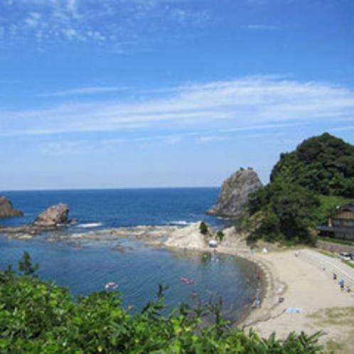 今子浦海水浴場02