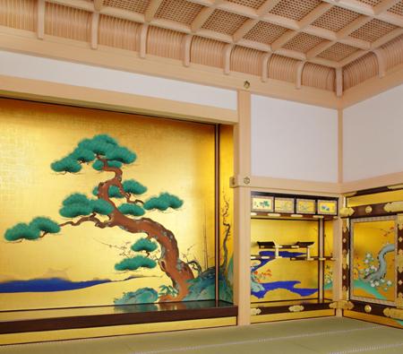 名古屋城本丸御殿【玄関・表書院】