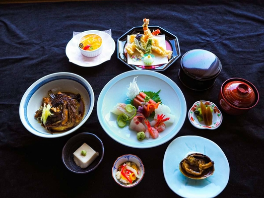 【1泊2食付】おさかな御膳プラン