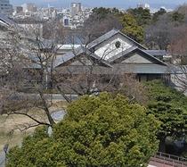 ホテル向かい「名古屋能楽堂」