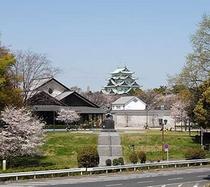 ●名古屋城/春暖・・・徒歩5分