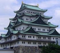 【近隣】名古屋城(徒歩5分)