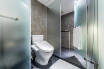 温水洗浄付トイレ完備