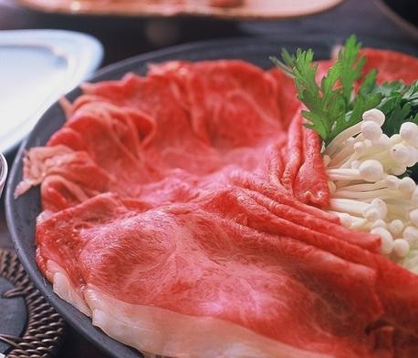 個室食事【岡山のブランド牛を堪能】「千屋牛ステーキ」&「なぎビーフすき焼き」プラン